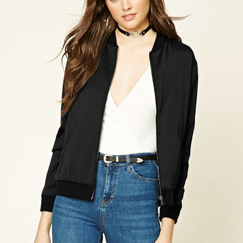 Imperfectly Perfect Bomber