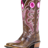 Ariat Women's Crossfire Boot - Weathered Buckskin