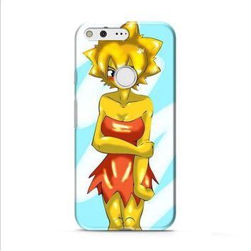 Lisa Simpsons Art Google Pixel 2 Case