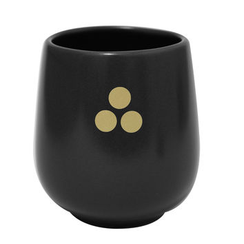 Feeka Cup With Black Circles