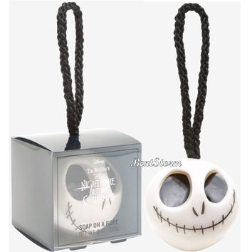 Licensed cool Disney The Nightmare Before Christmas JACK Pumpkin Spice Scented Soap On A Rope