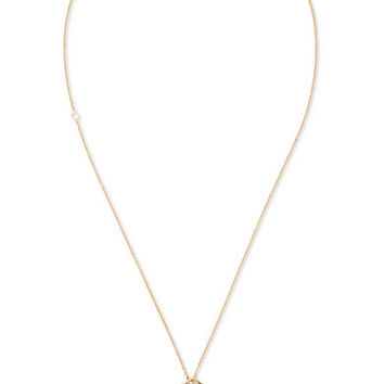 Saint Laurent - Gold-tone necklace
