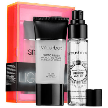 Sephora: Smashbox : Light It Up Primer Set : complexion-sets