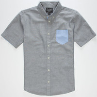 Retroft Nathan Boys Shirt Navy  In Sizes