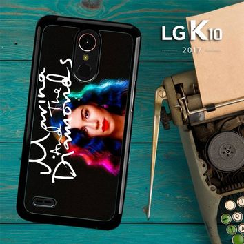 Marina And The Diamonds Z1529 LG K10 2017 / LG K20 Plus / LG Harmony Case