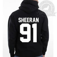 Ed Sheeran Hoodie Hooded Top Hoody Sweatshirt Jumper Sweater - Pinterest Tumblr Instagram Blogger - Unisex S-XXL Unisex Sheeran 91