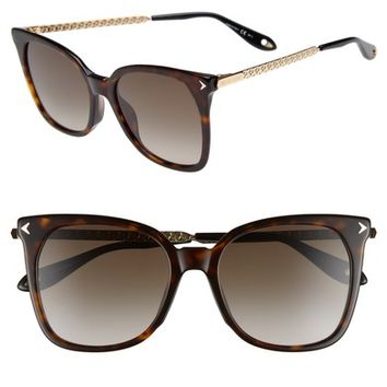 Givenchy 54mm Square Sunglasses | Nordstrom