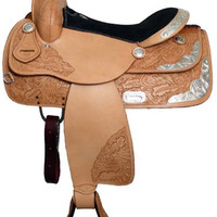 Saddles Tack Horse Supplies - ChickSaddlery.com Double T Texas Showman Show Saddle Set