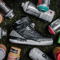 Air Jordan Spizike GS 317321-034