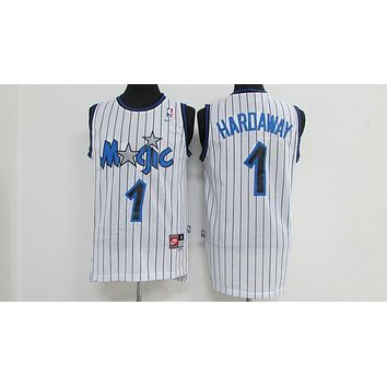 Classic NBA Basketball Jerseys Orlando Magic #1 Penny Anfernee Hardaway