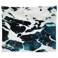 Ocean Waves Tapestry