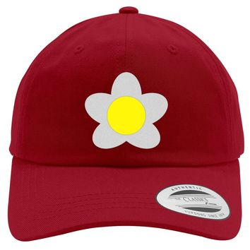 Animal Crossing Girl Villager Cosplay Embroidered Cotton Twill Hat