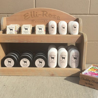 Elli-Rose Goats Milk Lotions and Soaps
