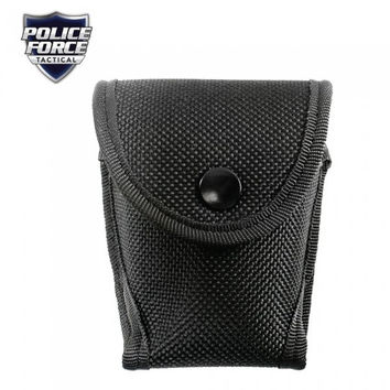 Police Force Duty Belt -L
