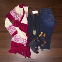 Ready Set Roll Cardigan $35.00