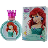 Little Mermaid By Disney Princess Ariel Edt Spray 3.4 Oz