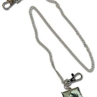 Attack on Titan Military Police Regiment Wallet Chain