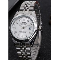 Rolex Tale of Trend Frosted Surface F-PS-XSDZBSH Silver