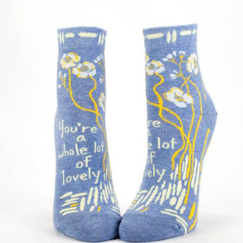 Whole Lotta Lovely Women's Socks