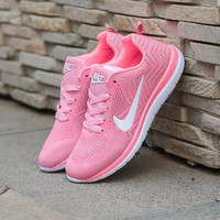 Fashion Breathable Sneakers Sport Shoes