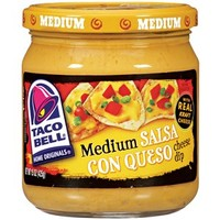 Walmart: Taco Bell Home Originals Medium Salsa Con Queso, 15 oz