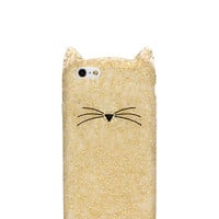 glitter cat iphone 6 case