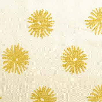 Duralee Fabric 15361-610 Noelle Buttercup