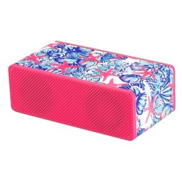 Lilly Pulitzer Bluetooth Speaker - She She Shells