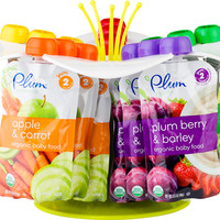 Petal, Pouch Storage - Boon Inc.