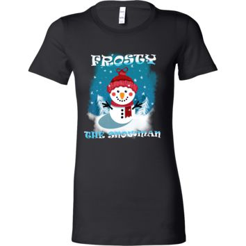 Christmas Costume Bella shirt Snowman Christmas Gift