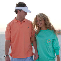 The Keller Cut Polo from Southern Marsh