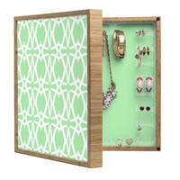 Lisa Argyropoulos Mezzo Mint BlingBox Petite