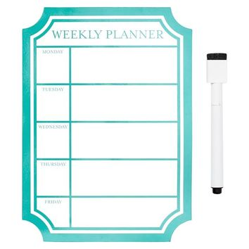 Dry-Erase Decal Calendar