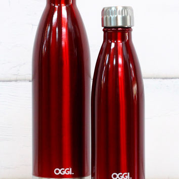 OGGI: Metallic Red Calypso {17 oz OR 25 oz}