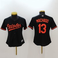 Men's MLB  Buttons Baseball Jersey  HY-17N11Y26D