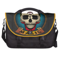 Black Magic Voodoo Commuter Bag