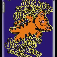 "Soft Kitty  ""Big Bang Theory""  by OBEY ZOMBIE"