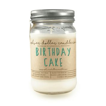 Birthday Cake - 16oz Soy Candle