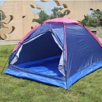 E2E portable Tent with Insect-resistant net for Two Person With Carry Bag