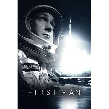 "First Man Poster Mini Poster 11""X17"""