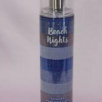 Bath & Body Works BEACH NIGHTS SUMMER MARSHMALLOW Fragrance Mist Spray