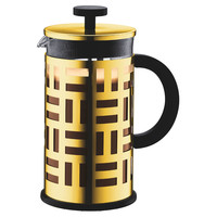 8-Cup Eileen Coffee Maker, Gold, Non Electric Tea & Coffee