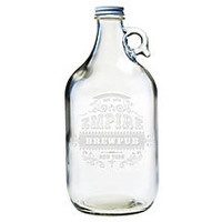 Brewpub Beer GrowlerSUSQUEHANNA GLASS