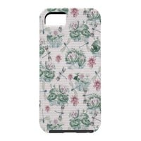 Belle13 Water Lily Lake Cell Phone Case