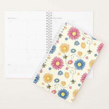 Spring Colors Planner