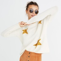 Star Pullover Sweater : shopmadewell pullovers | Madewell