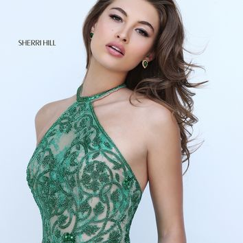 Sherri Hill 50468 prom dress