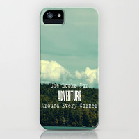 She Looks for Adventure  iPhone Case by Rachel Burbee | Society6
