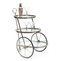 Miami Bar and Tea Cart