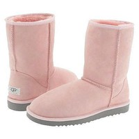 UGG Classic Boots Wool Fur Boots Half Boots Shoes-5
